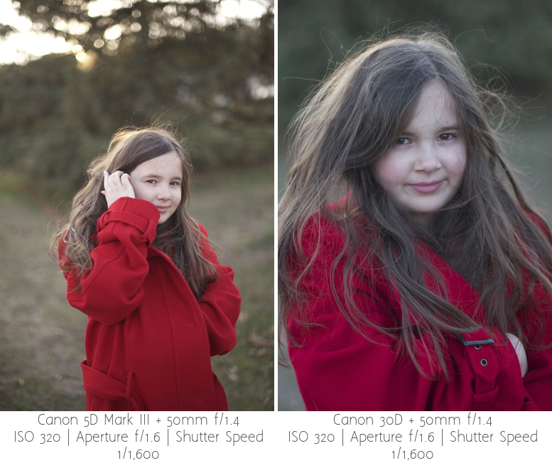 Full Frame vs Crop Sensor » Emily Sacra | Virginia